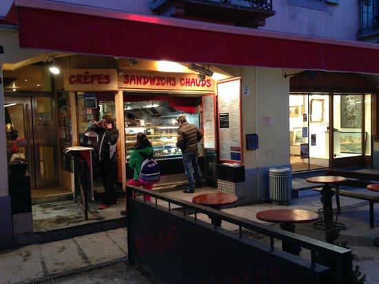 La Maison du Burger Mid'Night: Midnight Express