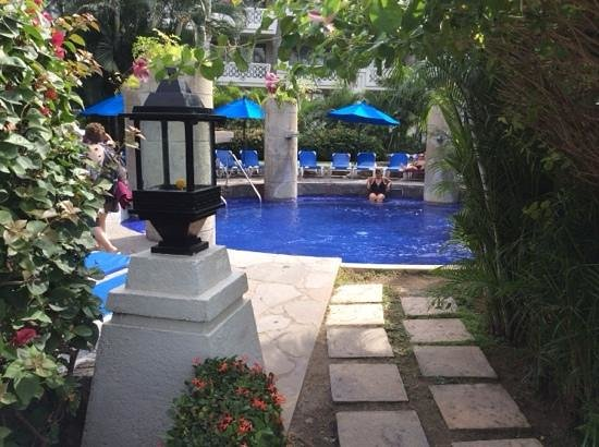 Barcelo Karmina Palace Deluxe: adults only hot tub