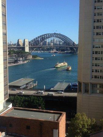 InterContinental Sydney : King Bridge View Room