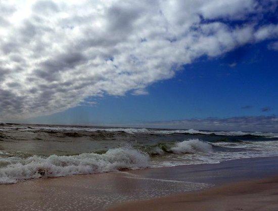 Las Olas Beach: Nice beach with moderate waves