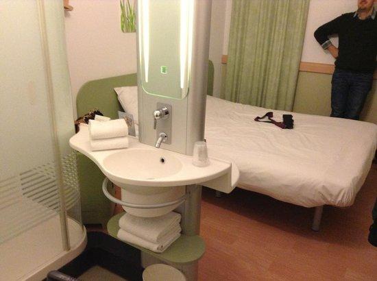 Hotel Ibis Budget Brugge Centrum Station : Ibis budget Brugge