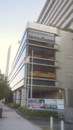KKR Hotel Osaka: 外観