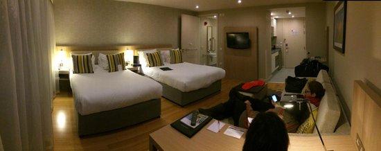 Residence Inn Edinburgh: cuarto