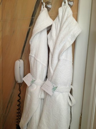 The Westin Excelsior Florence: robes