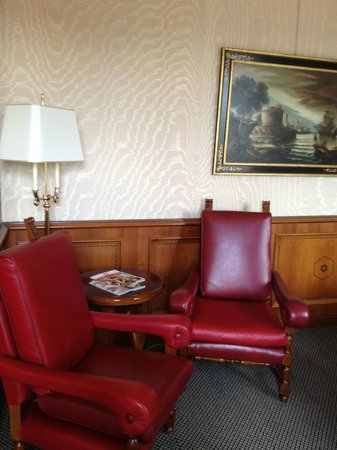 The Westin Excelsior Florence: sitting area