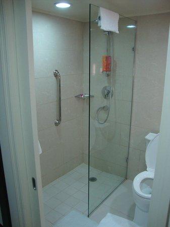 Radisson Grenada Beach Resort: Shower