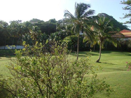 Radisson Grenada Beach Resort: Gardens