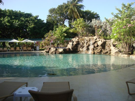 Radisson Grenada Beach Resort: Oasis Pool