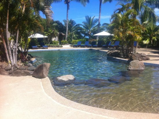 Wananavu Beach Resort: The Pool