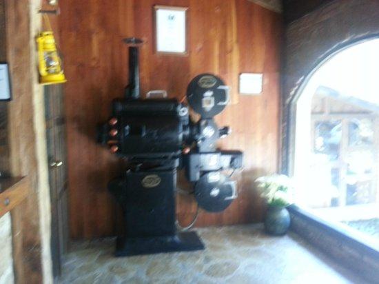 Hacienda Don Juan Hotel: Inicios de la grabación de video