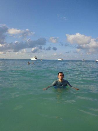 Ixchel Beach Hotel : Playa Turquesa