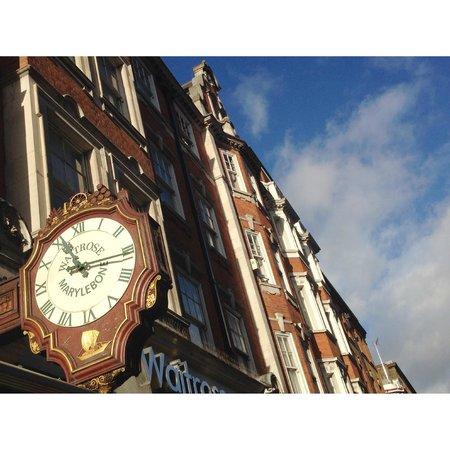 The Marylebone : marylebone high street.........