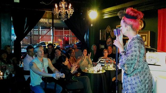 The Cabaret South Beach : Live performances