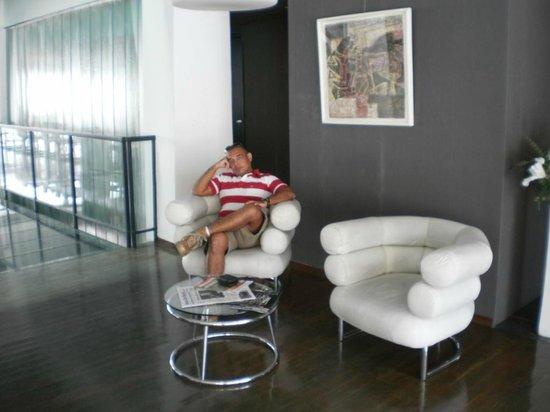 Be Trimos Hotel : O hotel
