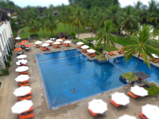 Club Med Bintan Island: A view to chill..