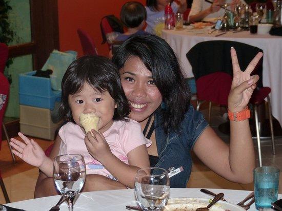 Club Med Bintan Island: Hi, Kak Mida!!!