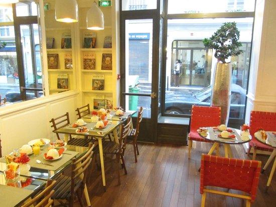 Hotel Monterosa - Astotel: Sala de pequenos almoços