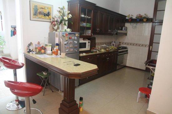 Libra Homestay : Dining Area
