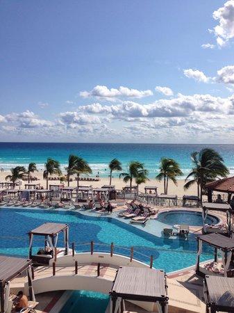 Hyatt Zilara Cancun : View from the room - gorgeous!