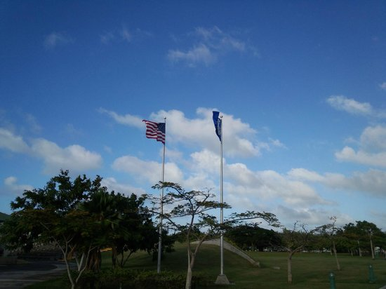 American Memorial Park : アメリカ記念公園
