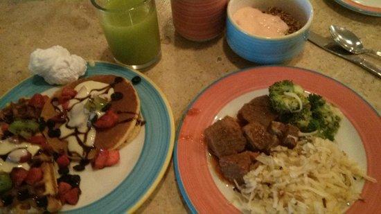 Grand Hotel Acapulco: Breakfast buffet