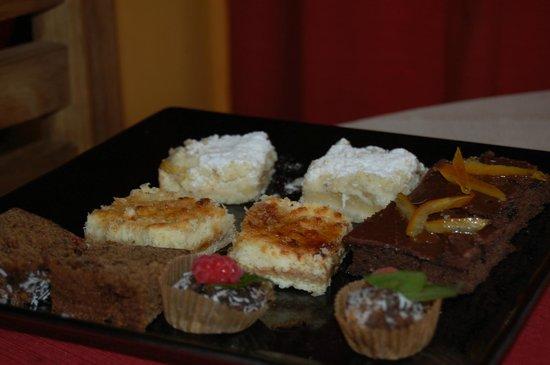 Equs Casa de Te Gales: Seleccion de tortas caseras