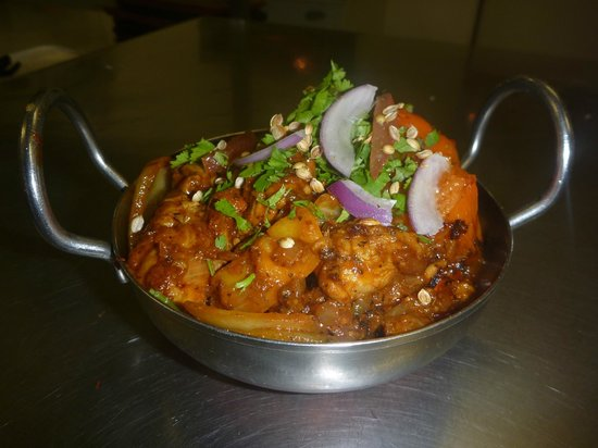 Shiraz Indian Restaurant Kamo: Kadahi Dish