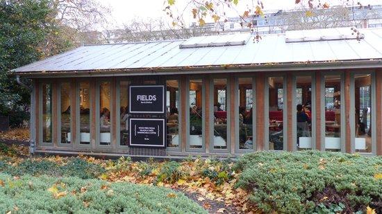 Fields Cafe Lincoln S Inn Fields