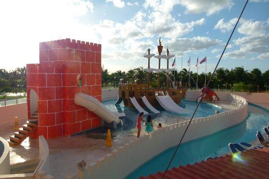 Great Parnassus Family Resort : jeux d'eau