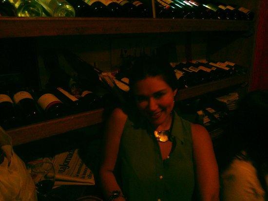 La Vina de Bacco: Para escoger una amplia carta de vinos