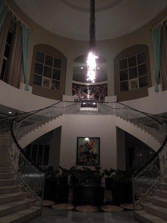 Iberostar Grand Hotel Rose Hall : staircase