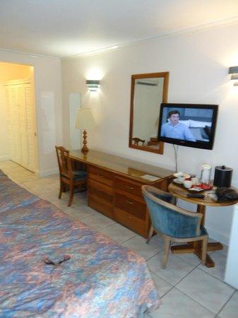 Hotel Four Seasons: THE ROOM