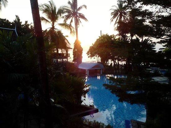 Bhumiyama Beach Resort : notre chambre