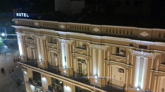 Hotel Salta: View from the room