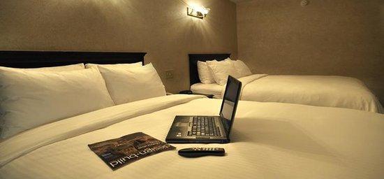 University Inn Hotel: Standard Room
