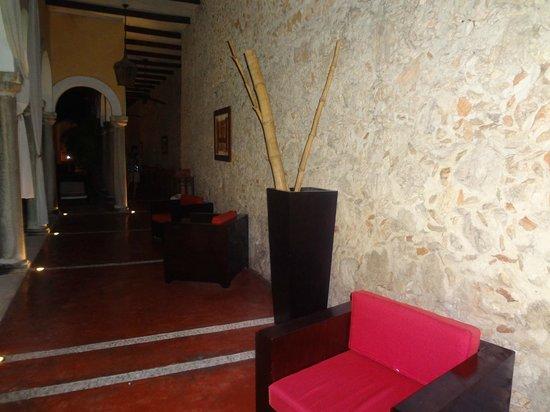Hotel Hacienda Merida coin détente