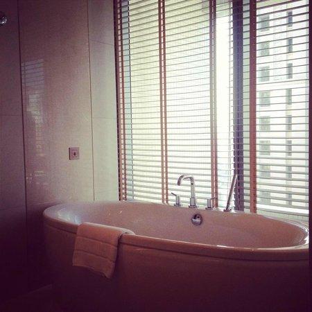 Millennium Hotel Taichung: Hilling bath