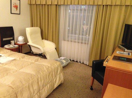 GRG Hotel Naha Higashimachi: デラックスダブル