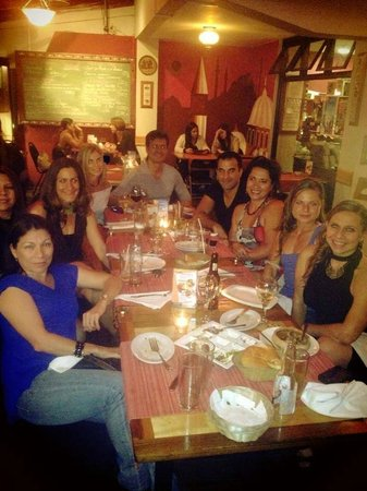 Sofia Restaurante Mediterraneo Arte & Cultura: Un lugar para compartir