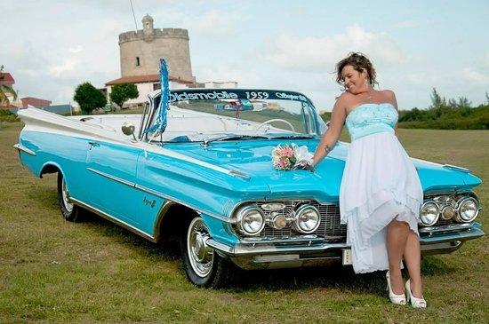Varadero, Cuba: The Bride.