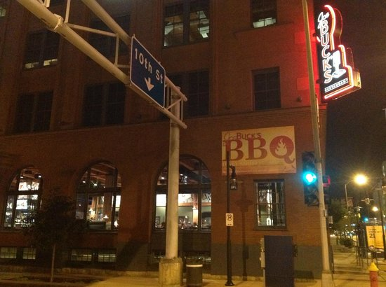 J Buck S Joe Bbq St Louis Mo
