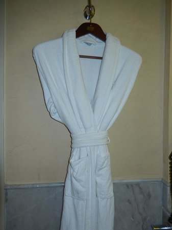 Iberostar Grand Hotel Rose Hall: nice robe!!