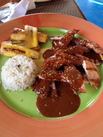 La Coronela: Chicken Mole