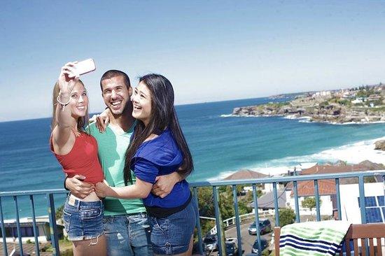 Bondi Beachouse YHA: Rooftop View