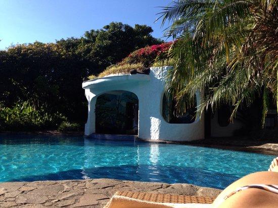 Finca Rosa Blanca Coffee Plantation Resort: Beautiful pool