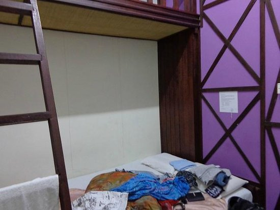X-Plorer Backpackers: bed