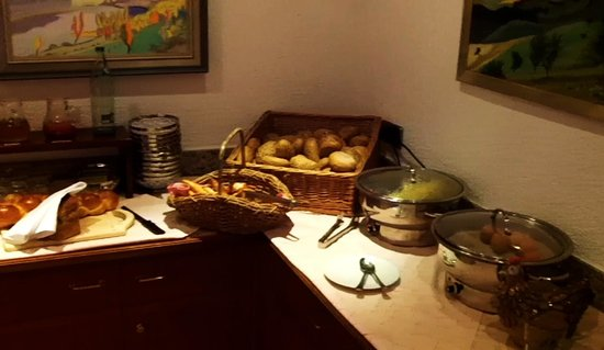 Hotel Bibermuehle: Breakfast03