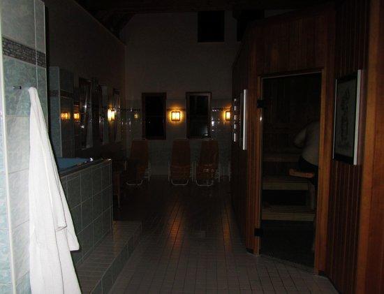 Hotel Bibermuehle: Spa