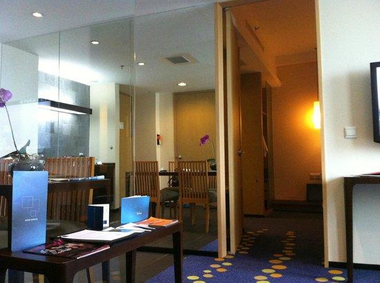 Novotel Bandung: Junior suite