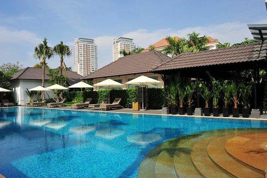 Villa Song Saigon: Swimming pool
